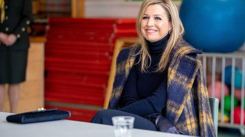 Máxima de Holanda, la reina mejor pagada, también repite ropa