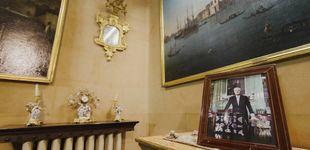 Post de Bienvenidos al palacio de Monterrey, refugio 'secreto' del duque de Alba