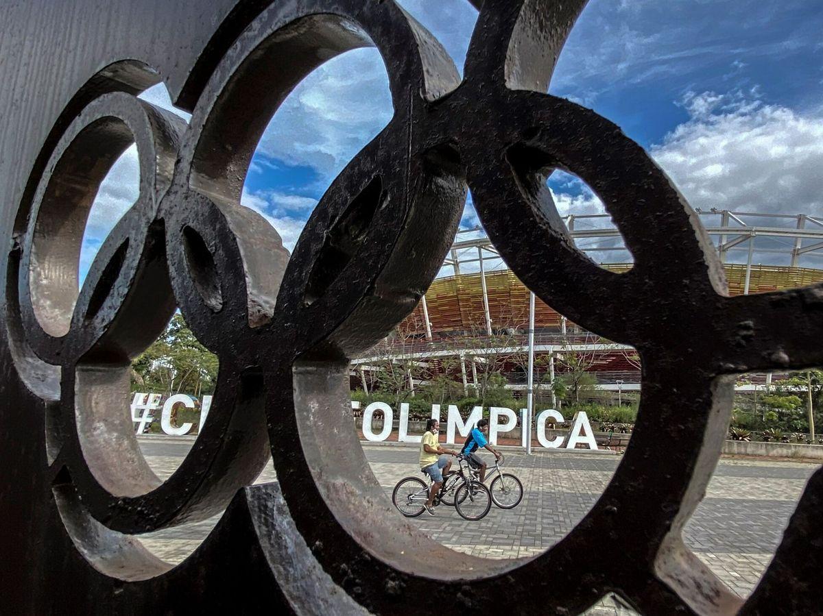 Foto: Juegos Olímpicos. (EFE)
