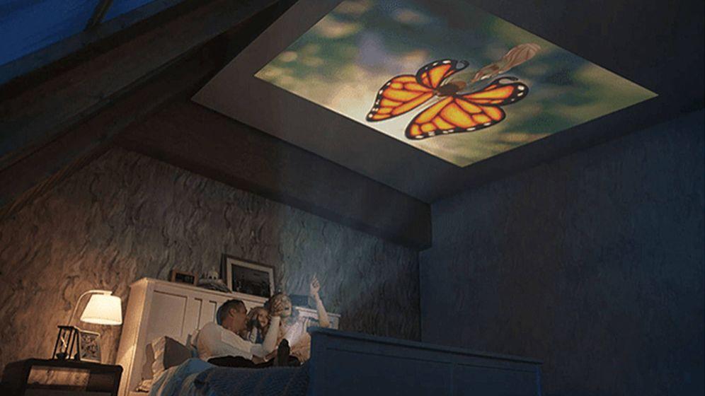 Foto: Nebula se trata de un mini proyector que hace posible una imagen de película de hasta 2.5 metros y solo se neceita una superficie plana.