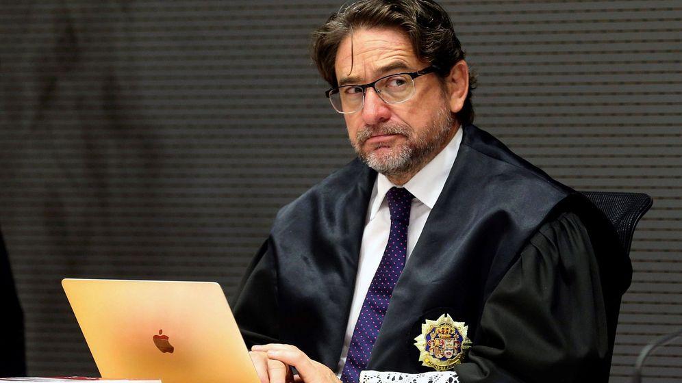 Foto: Fotografía de archivo del juez Salvador Alba. (EFE)
