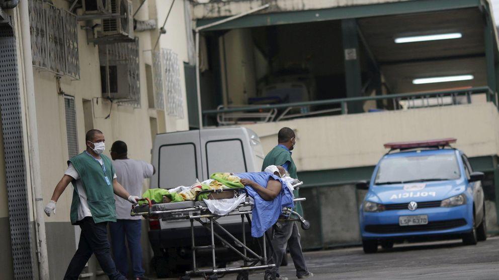 La asfixia económica de Río: médicos y profesores no cobran desde hace meses