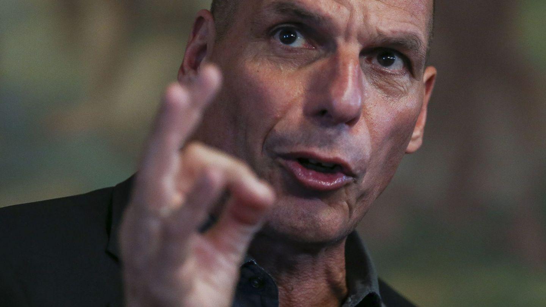 Varoufakis ha organizado un movimiento de izquierda alternativo con el que quiere acudir a las europeas.