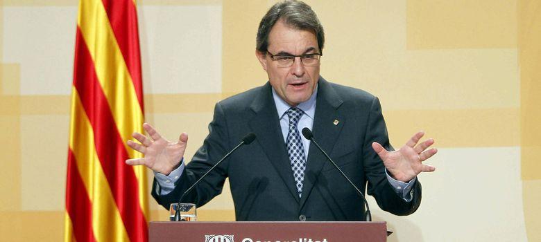 Foto: .- El presidente de la Generalitat, Artur Mas (Efe)