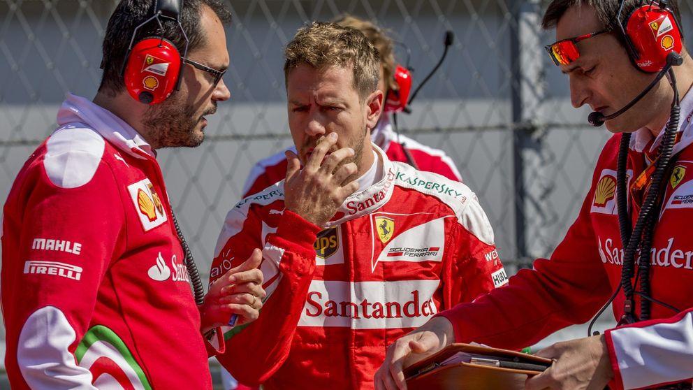 Ferrari y el GP de España, una carrera a vida o muerte