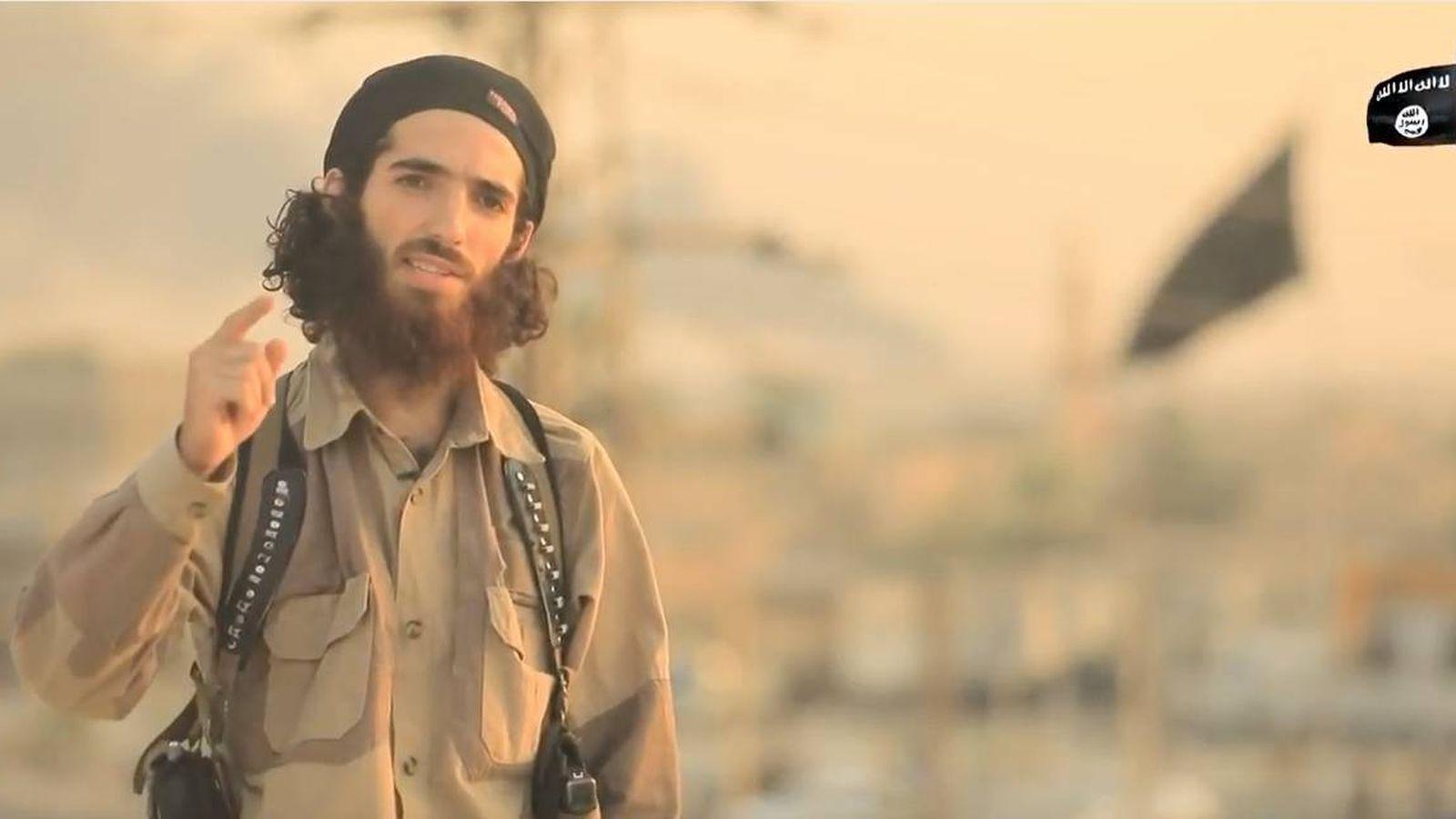 Foto: Imagen del vídeo distribuido por el ISIS.
