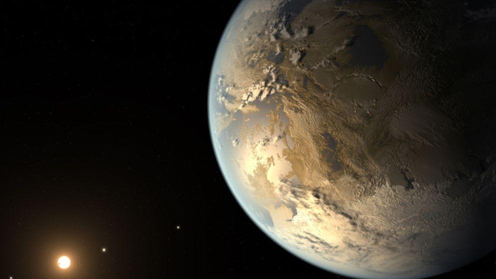 Descubren un planeta del tamaño de la Tierra que podría albergar vida
