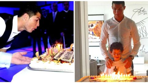 Cristiano Ronaldo aprende la lección: así ha sido la fiesta de su 31º cumpleaños