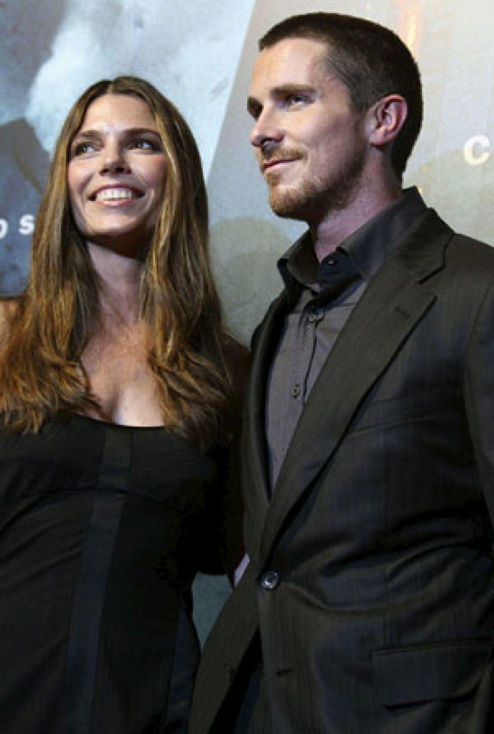 Foto: Christian Bale y los violentos desvaríos de los famosos