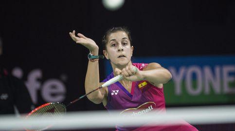 Marín recupera el nº1 del mundo y se mete en semifinales en Dinamarca