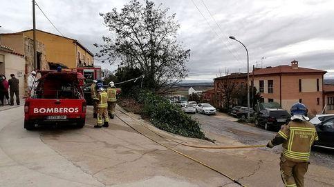 Dos muertos en el incendio de una vivienda en Sanlúcar de Barrameda (Cádiz)