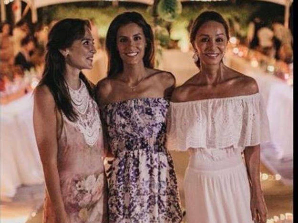 Foto: Tamara, Ana e Isabel. (Instagram)