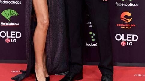 Luis Tosar y Anna Castillo, unidos por los looks de infarto en los Goya