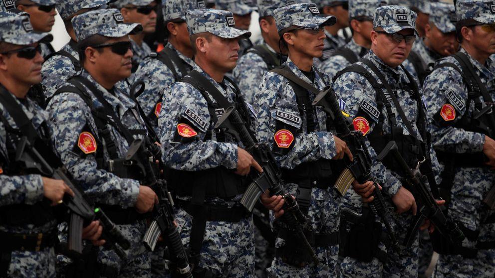 La fuerza militar conjunta con la que Centroamérica quiere acabar con las 'maras'