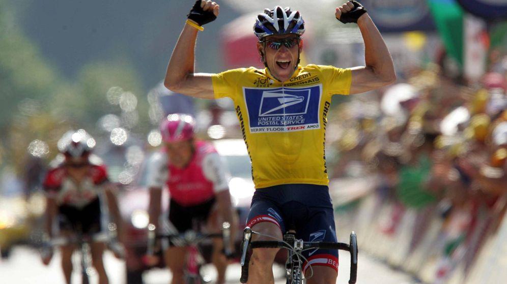 Foto: Los siete Tour de Francia estaban sostenidos por una sofisticada trama de dopaje. (Imago)