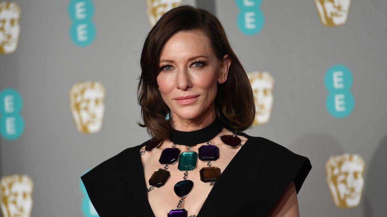 Foto: Cate Blanchett en los BAFTA. (EFE)