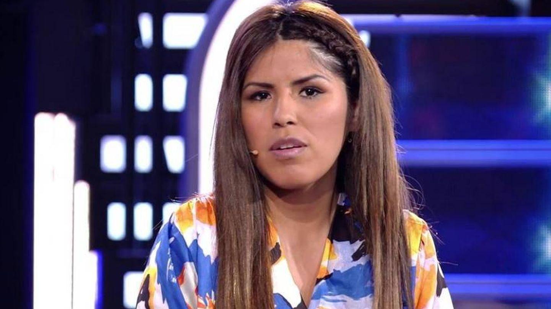 Isa Pantoja, en el debate de 'GH VIP6'. (Telecinco).