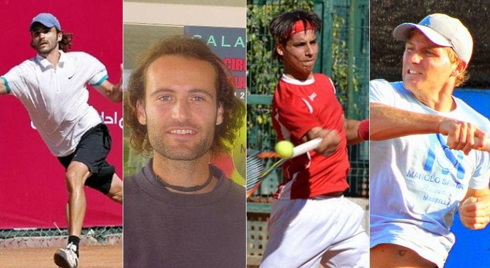 Foto: De izquierda a derecha, Marc Fornell-Mestres, Jordi Marsé-Vidri, Marcos Giraldi y Marcos Torralbo-Albos.
