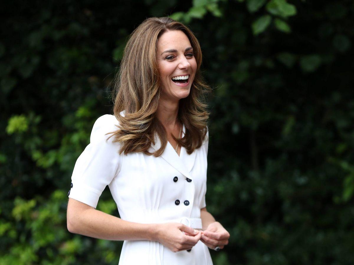 Foto: Kate Middleton es una de sus incondicionales. (Cordon Press)