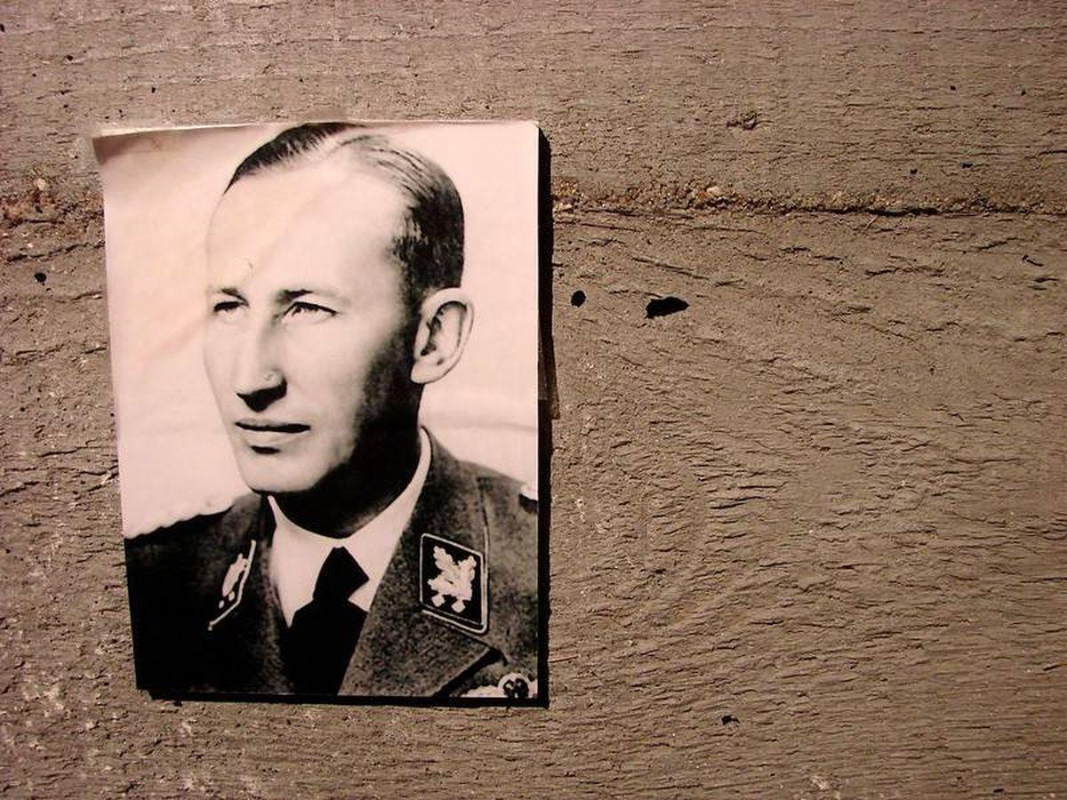 Foto: Retrato de Reinhard Heydrich. (Adam Jones/Flickr)