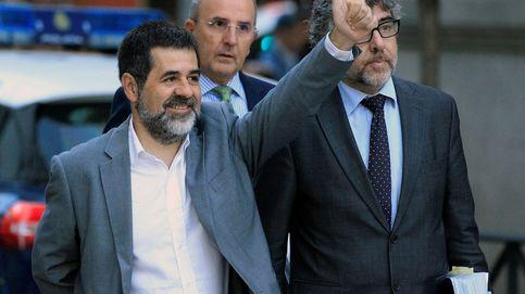 Jordi Sànchez, el 'Trapero' del 20-S: Tomaba decisiones y los 'mossos' acataban