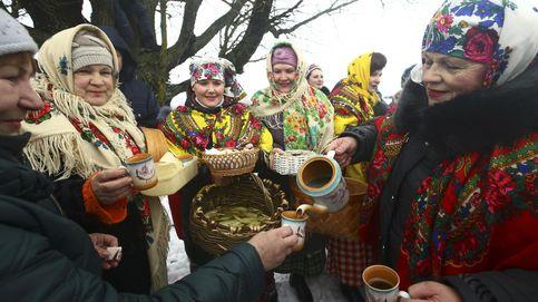 Fin del invierno en Bielorrusia