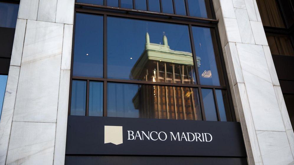 Foto: Bhavnani, Mivisa, los fundadores de Azkar y Aristraín: las fortunas de Banco Madrid