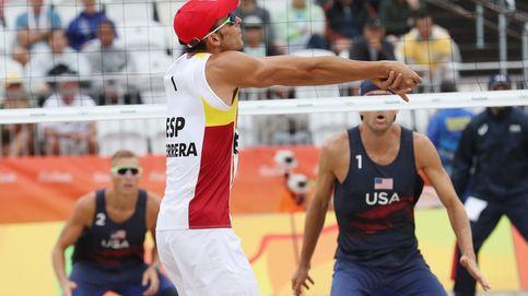 España gana a Estados Unidos y asegura su presencia en octavos