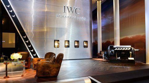 José María Manzanares, apasionado de  los relojes IWC
