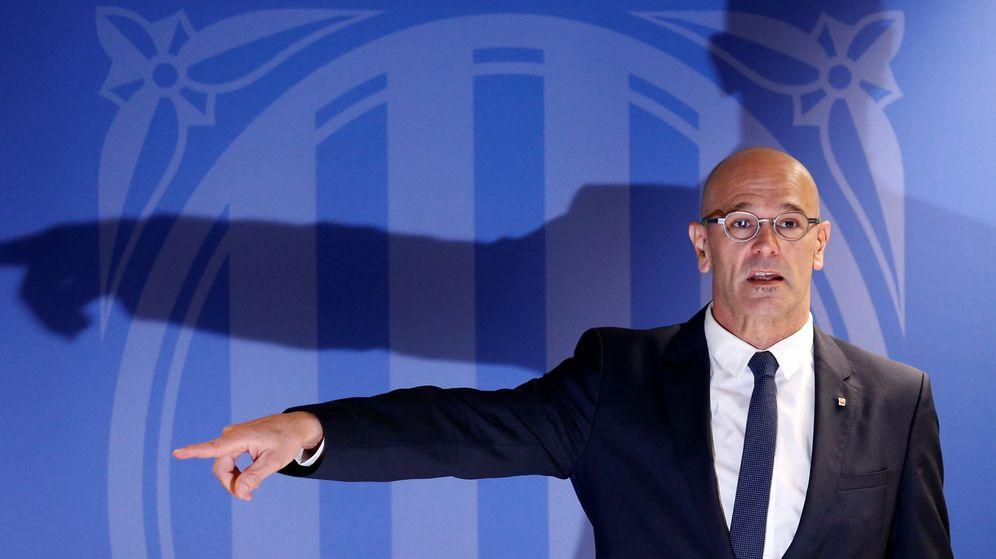 Foto: El conseller de Asuntos Exteriores, Relaciones Institucionales y Transparecia, Raül Romeva. (Reuters)