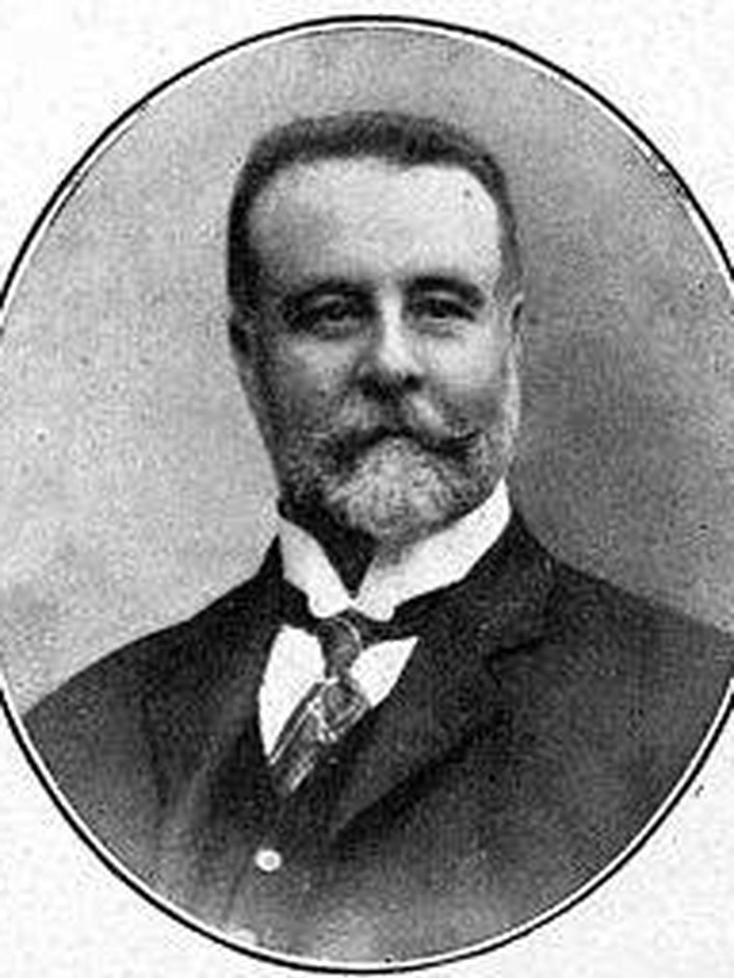 Enrique Trenor Montesinos, conde de Montornés. (EC)