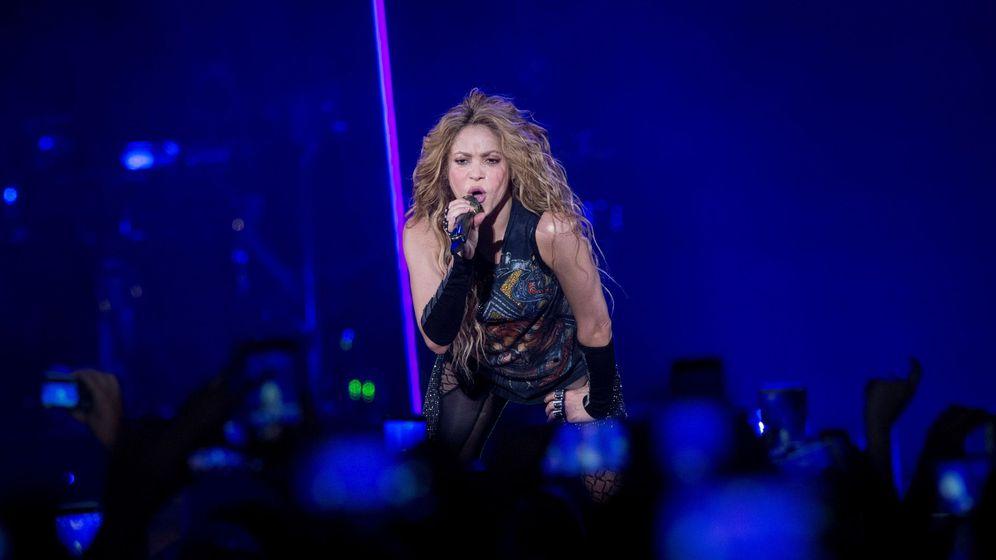 Foto: La cantante colombiana Shakira. (EFE)