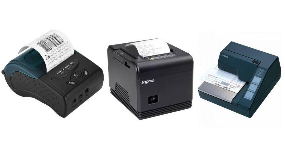 Las mejores impresoras matriciales de acción térmica para imprimir tickets