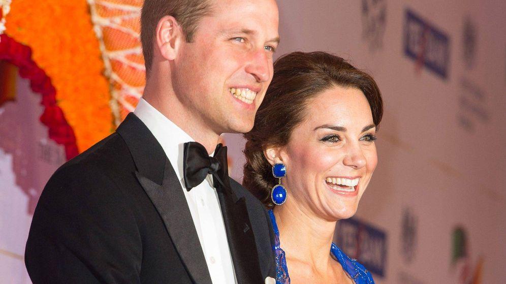 Foto: Los duques de Cambridge. (Cordon Press)