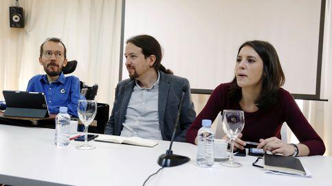 Pablo Iglesias fía el futuro de Podemos a la crisis del régimen y de la socialdemocracia