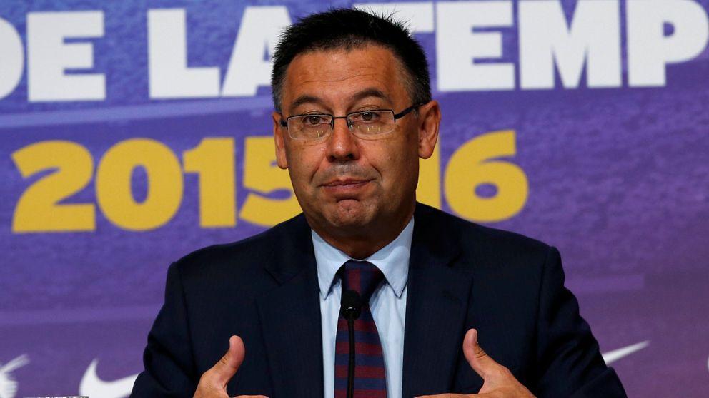 El Barça anuncia que Neymar renueva y el fichaje de Umtiti por 25 millones