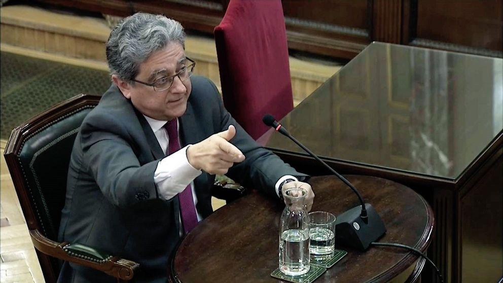 Millo y Pérez de los Cobos acusan a Trapero de traición y ponen cara a la violencia