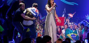 Post de El espontáneo del 'calvo' en Eurovisión podría recibir hasta 5 años de cárcel