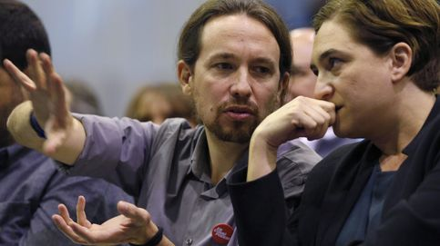 Iglesias y Colau, los aliados deseados por el soberanismo, cierran filas con el  Govern