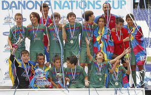 España, encuadrada en el grupo G en el Mundial de Fútbol Alevín