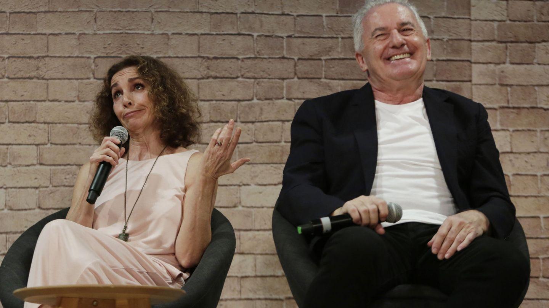 Ana Belén y Víctor Manuel, en una imagen de archivo. (EFE)