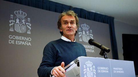 Sanidad valora el avance del coronavirus: siga en directo la rueda de prensa de Fernando Simón