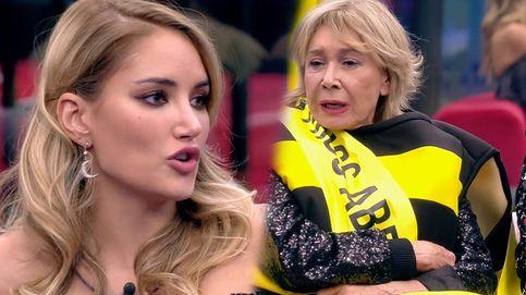 'GH VIP 7' | Puñaladas, golpes bajos y lágrimas: Alba Carrillo, destrozada