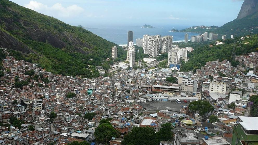 Un paseo por las favelas de Río de Janeiro