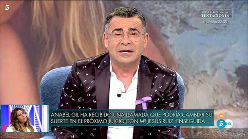 No me gusta que en un trabajo se llore: Jorge Javier Vázquez, sobre Chicho o Jesús Hermida