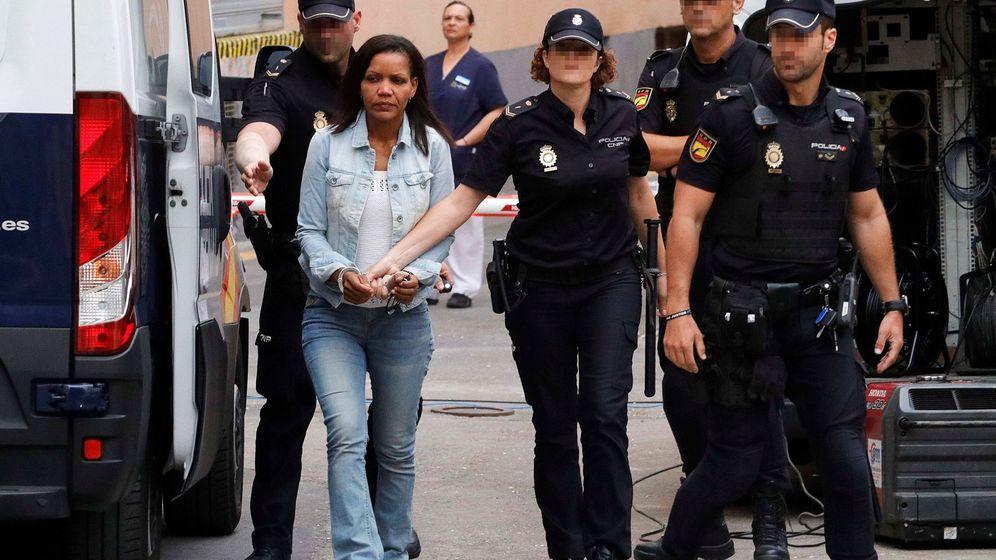 Foto: Ana Julia Quezada, en la tercera jornada del juicio por asesinato de Gabriel Cruz. (EFE)