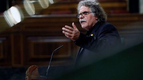 Bronca 'pública' entre Tardà y la ANC con Rufián y Fachin en medio