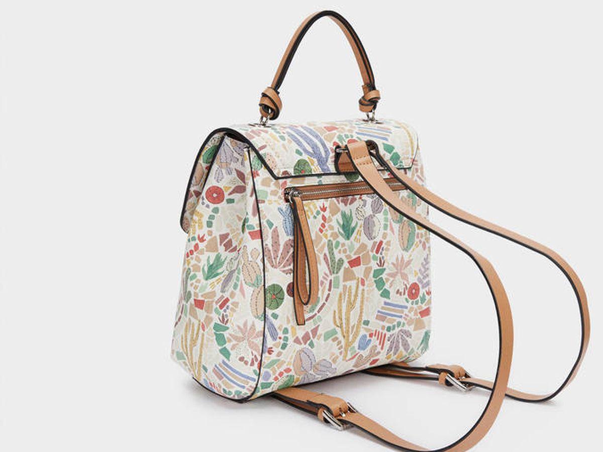 Foto: Bolso mochila de Parfois. (Cortesía)