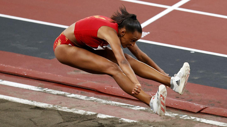 Ana Peleteiro opta a medalla. (EFE)