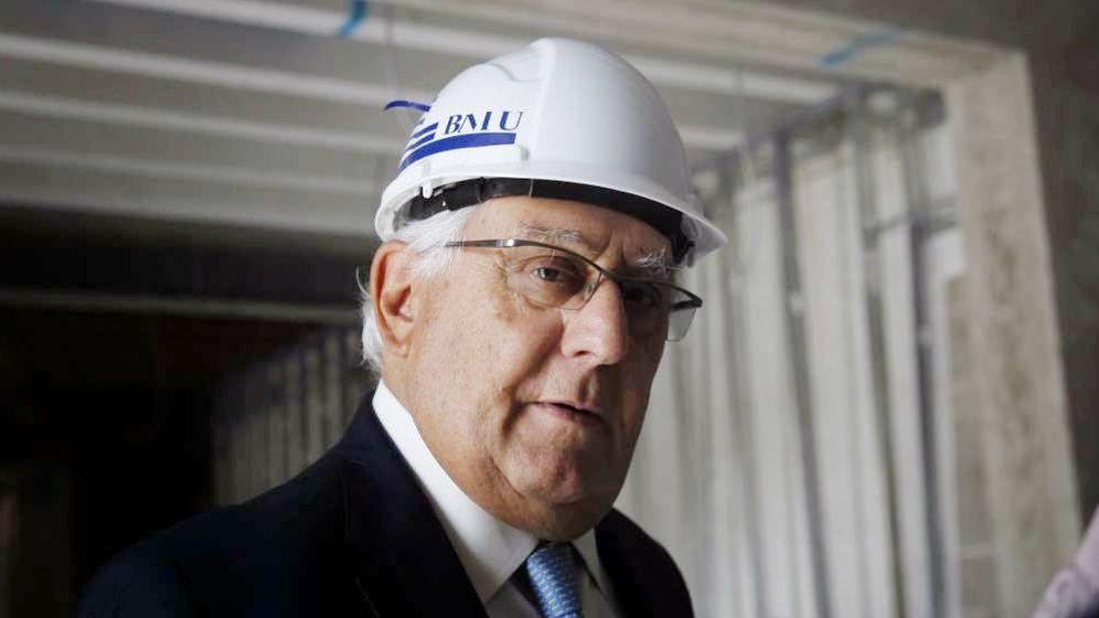 Foto: Antonio del Valle, exconsejero y accionista de Banco Popular. (EFE)